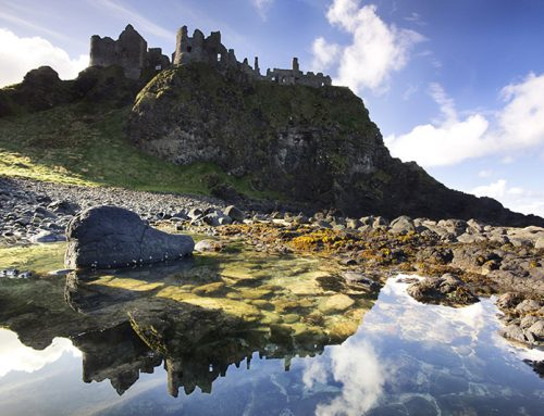 50 things about Dunluce Castle