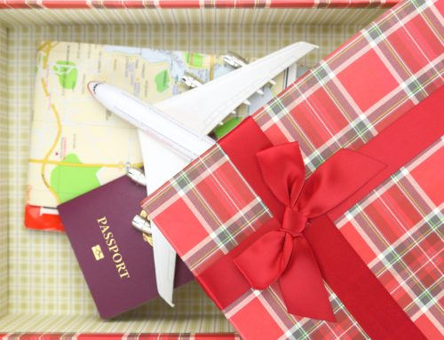 Give the Gift of Travel this Christmas